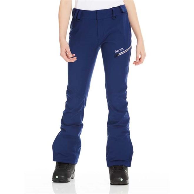 kalhoty BENCH - Softshell Pant Blue Depths (BL145)