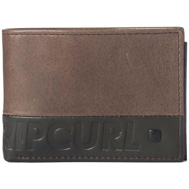 peněženka RIP CURL - Undertow Rfid Slim Brown  (9)