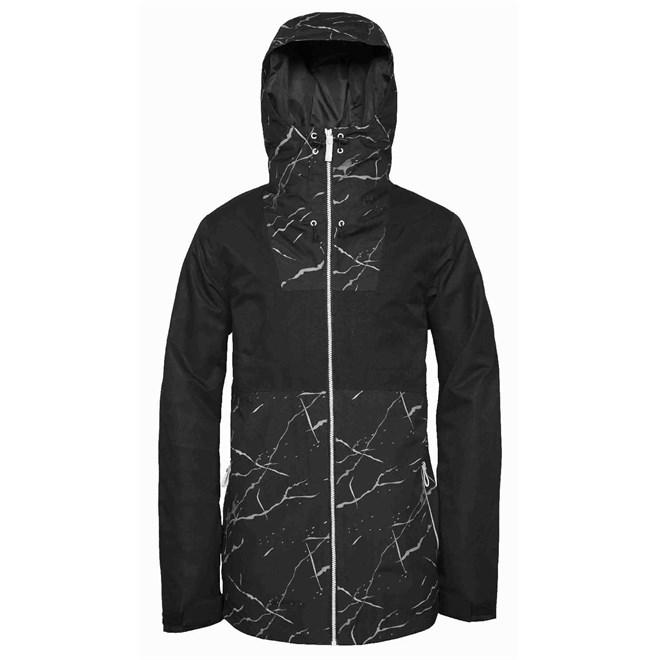 kurtka CLWR - Block Jacket Black Marble (903)
