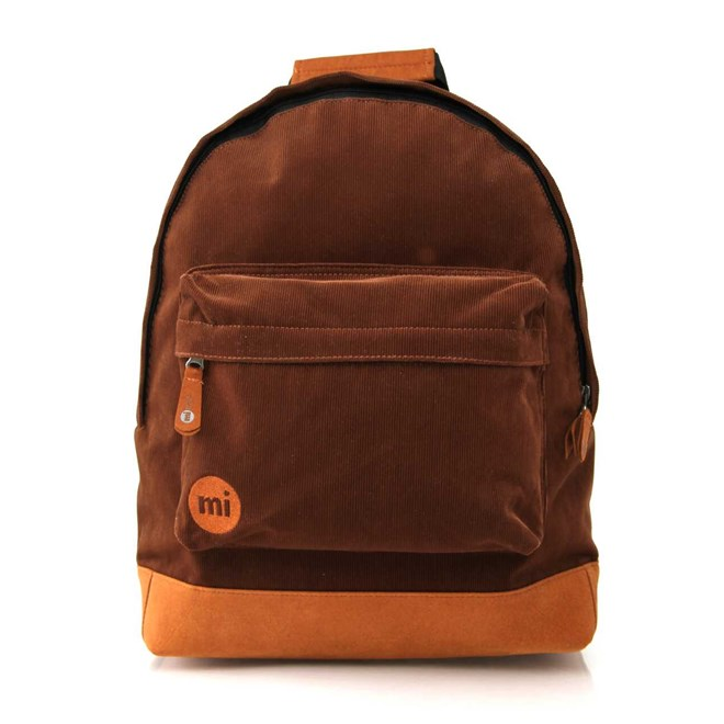 batoh MI-PAC - Premium Cord Brown (001)