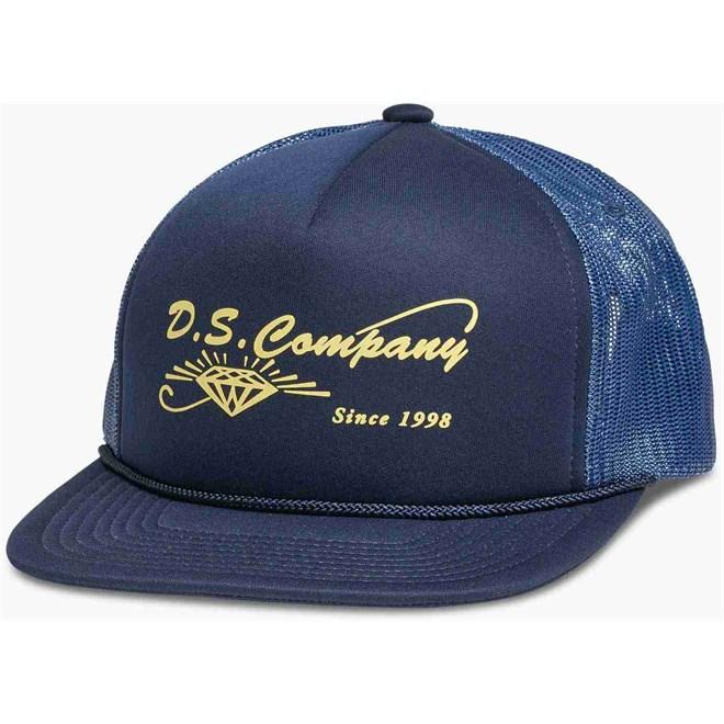 kšiltovka DIAMOND - Supplier Trucker Hat Navy (NVY)