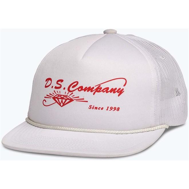 kšiltovka DIAMOND - Supplier Trucker Hat White (WHT)