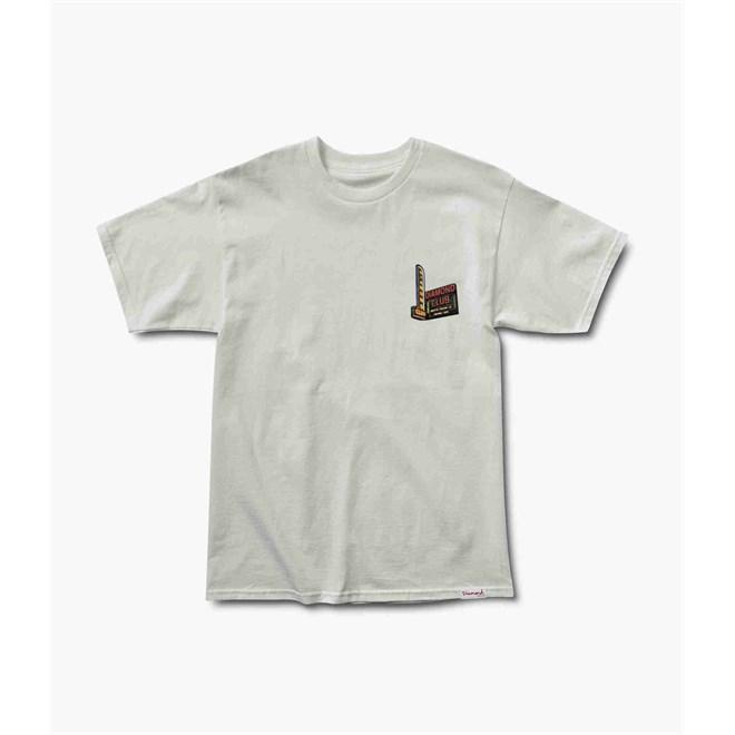T-Shirt DIAMOND - Diamond Club Tee Cream (CREAM)