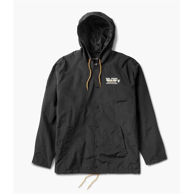 bunda DIAMOND - Strong Arm Coaches Jacket Black (BLK)