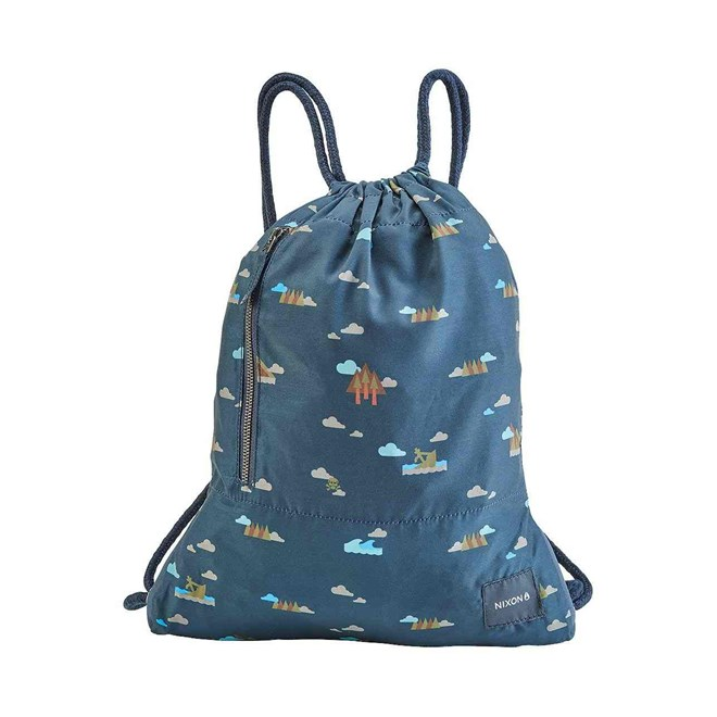 gymsack NIXON - Everyday Cinch Navy/Mineral (2120)