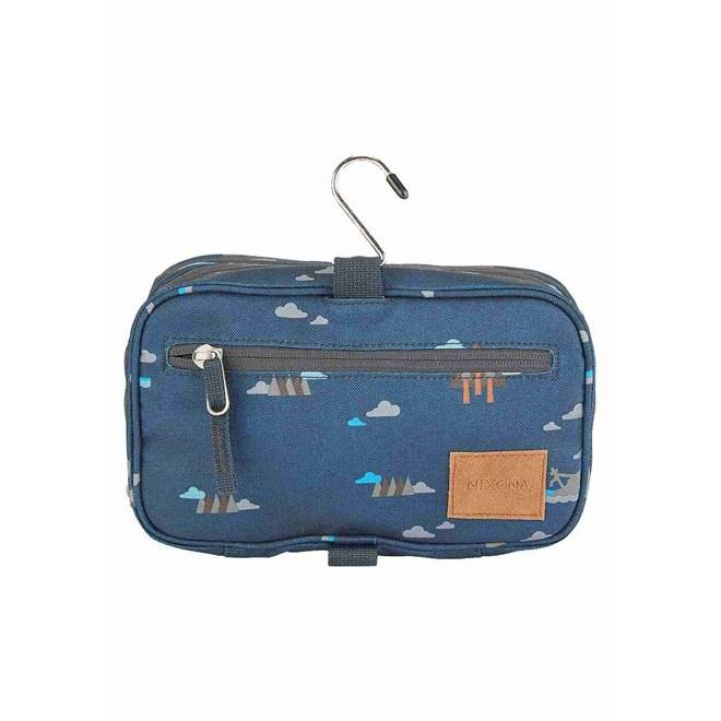 toaletní taška NIXON - Seaside Dopp Navy/Mineral (2120)