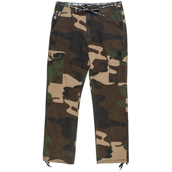 kalhoty DGK - O.G. Cargo Pants Big Woods Camo (BIG WOODS CAMO)