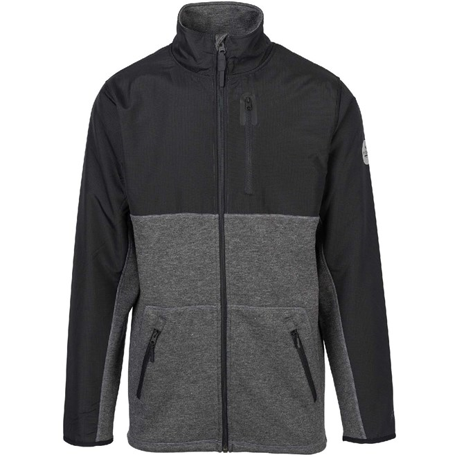 Sweatshirt RIP CURL - Polarized Anti-Series Fleece Dark Marle  (9245)