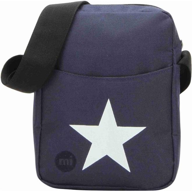 taška přes rameno MI-PAC - Flight Bag Classic Star Navy (003)