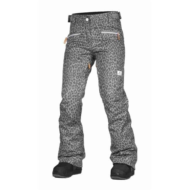 kalhoty CLWR - Cork Pant Grey Leo (803)