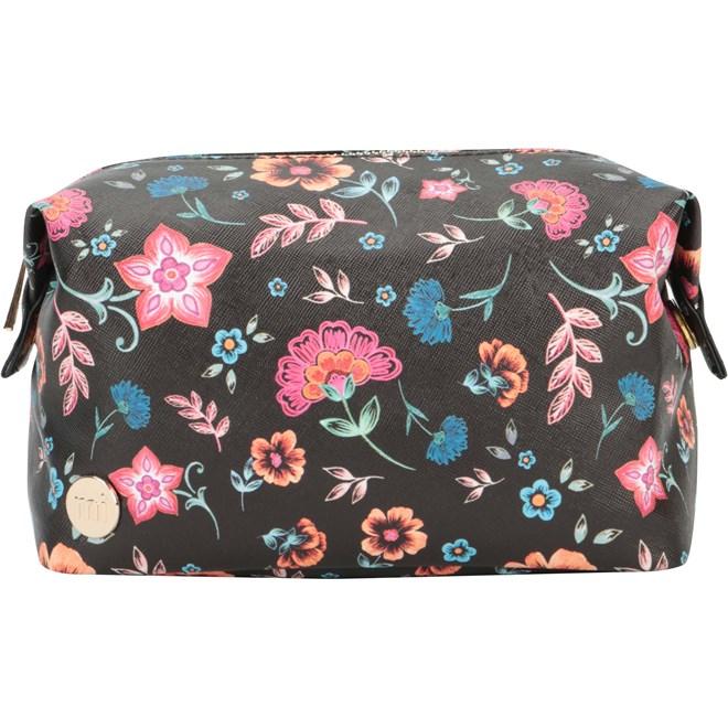 pouzdro MI-PAC - Wash Bag Crafted Folk Black (A58)