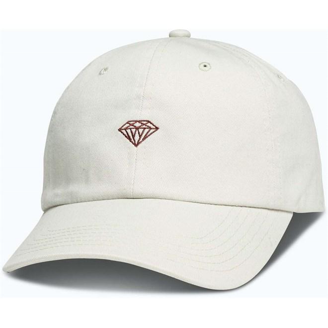 kšiltovka DIAMOND - Micro Brilliant Sports Hat H17 Cream (CREAM)