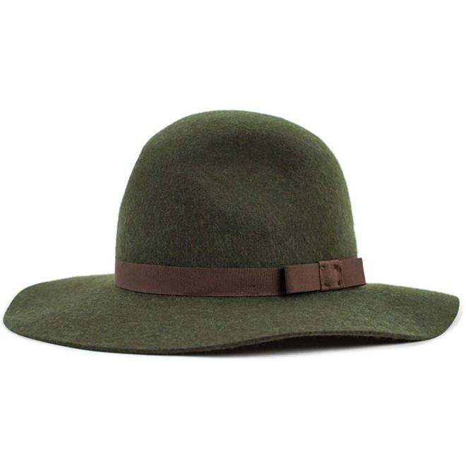 klobouk BRIXTON - Dalila Hat Heather/Green (HTGRN)