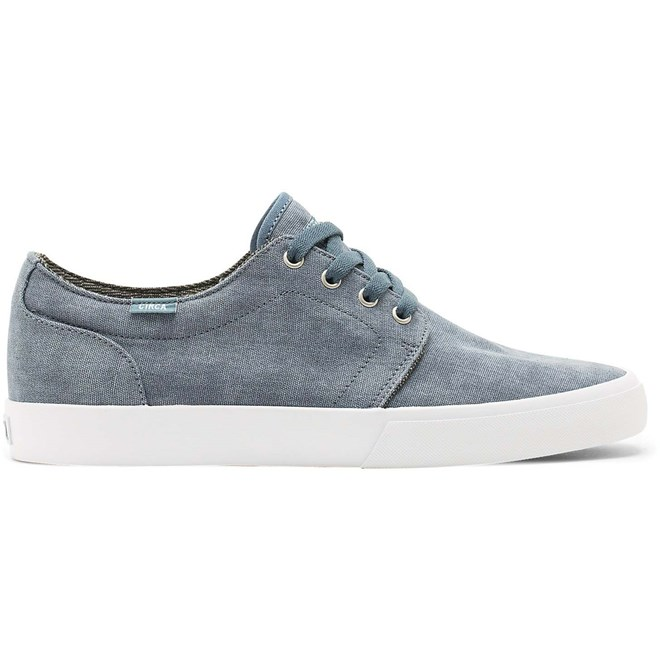 boty CIRCA - Drifter Washed Blue/White (WBLW)