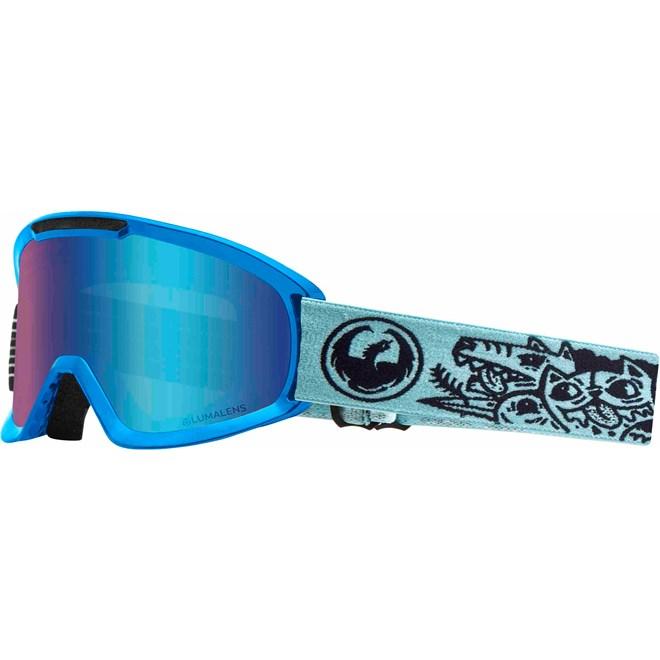 snb brýle DRAGON - Dr Dx2 Bonus Danger Llblueion+Llamber (600)