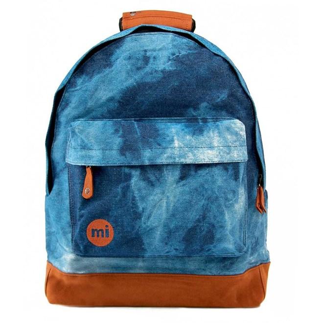 batoh MI-PAC - Premium Denim Acid Dye Blue (003)