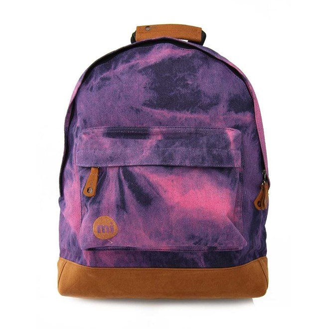 batoh MI-PAC - Denim Acid Dye Purple (009)