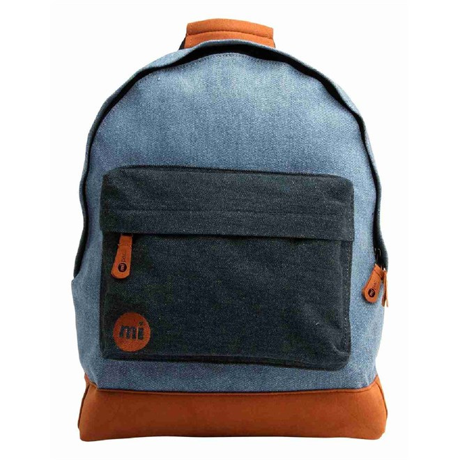 batoh MI-PAC - Denim Patch Stonewash/Indigo (004)