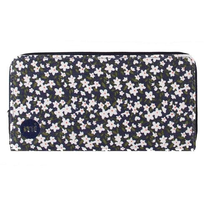 peněženka MI-PAC - Zip Purse Ditsy Floral Navy (008)
