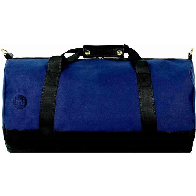 cestovní taška MI-PAC - Duffel Canvas Tumbled Navy/Black (052)