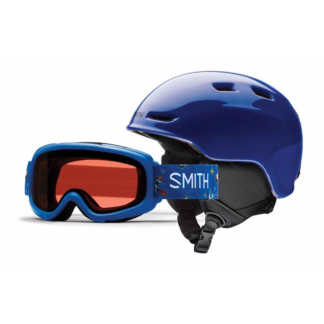 snb helma SMITH - Zoom Jr/Gambler Cobalt (5BK)