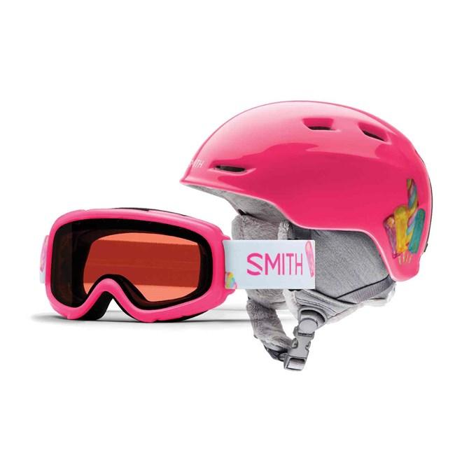 snb helma SMITH - Zoom Jr/Gambler Pink Popsicles (XIZ)