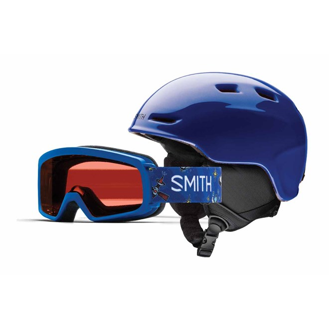 snb helma SMITH - Zoom Jr/Rascal Cobalt (5BK)