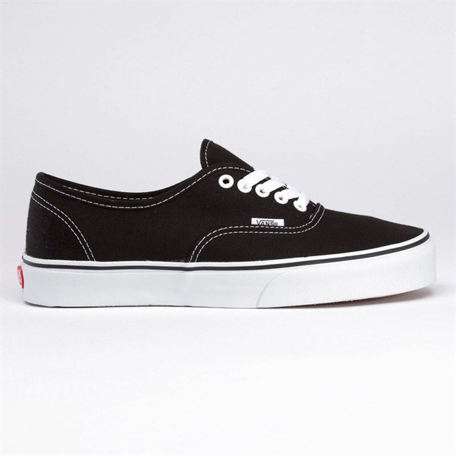 boty VANS - Authentic Black/True White (BLK-8)