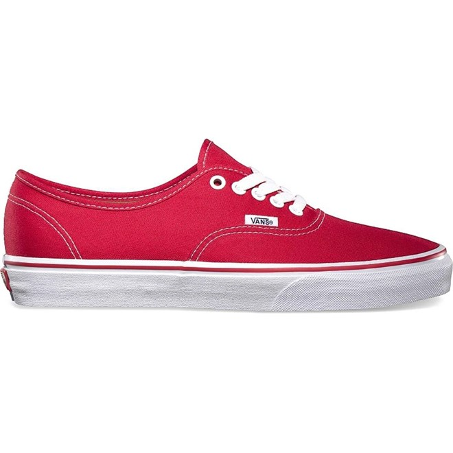 boty VANS - Authentic Red (red)