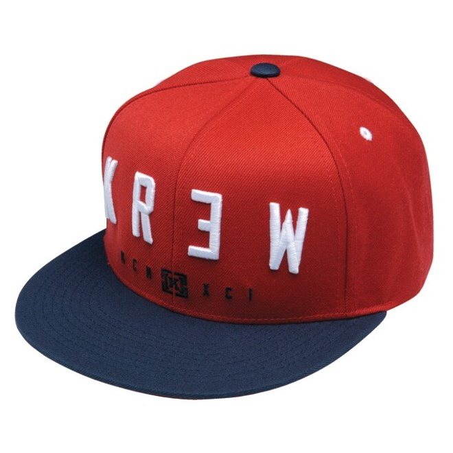 kšiltovka KREW - Encore Navy/Red (NRD)