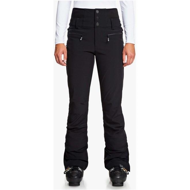 kalhoty ROXY - Rising High Pt True Black (KVJ0)