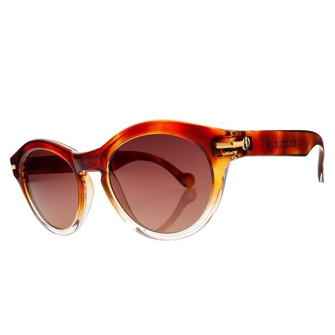 sluneční brýle ELECTRIC - Potion Brulee/Brown Gradient + case (BRULEE)