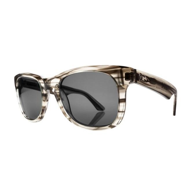 sluneční brýle ELECTRIC - Detroit XL Chester Grey/Grey + case (CHESTER GREY)