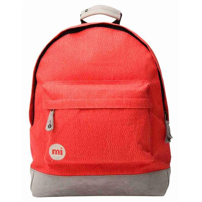 batoh MI-PAC - Elephant Skin Red (001)