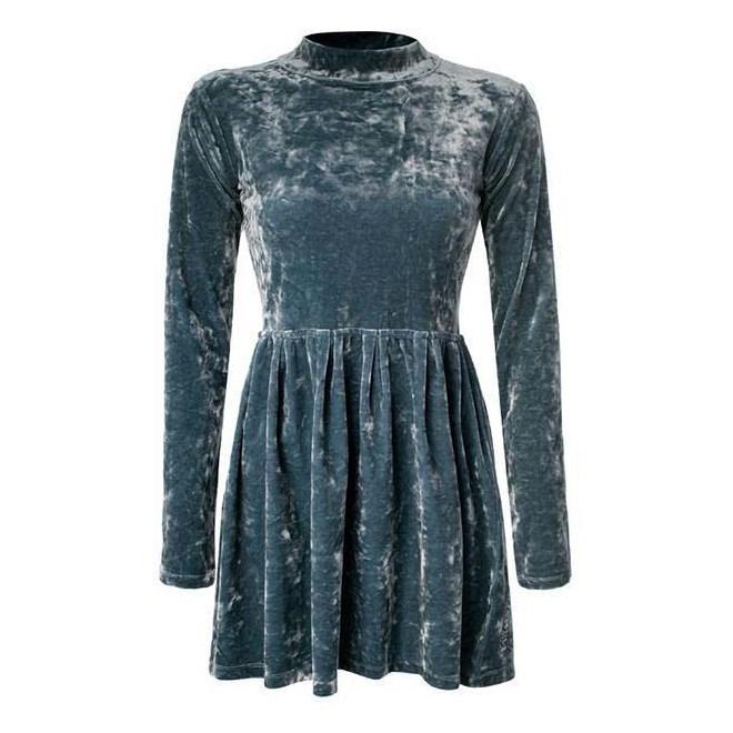 šaty NIKITA - EuphrasiaDress DarkSlate (DSL)