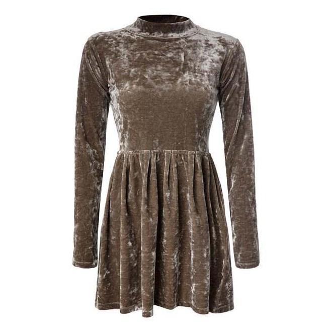 šaty NIKITA - EuphrasiaDress Driftwood (DRI)
