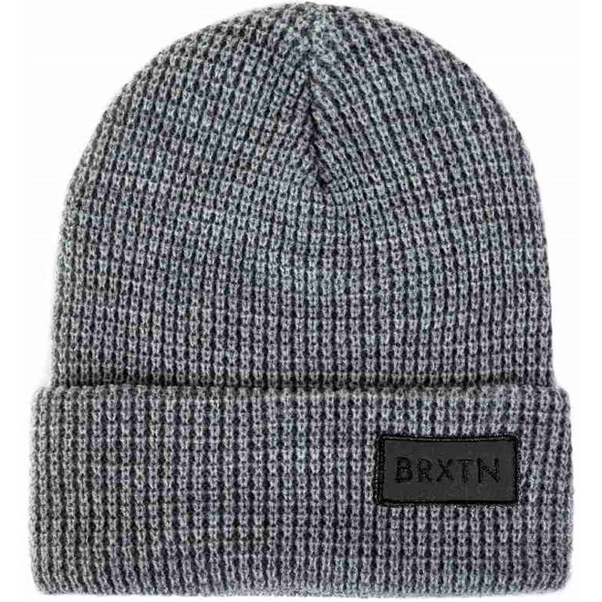 kulich BRIXTON - Rift Light Heather Grey/Black 0371 (0371)