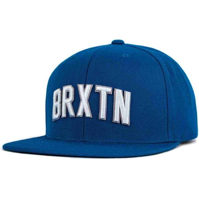 kšiltovka BRIXTON - Hamilton Blue (0800)