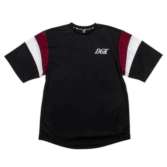 triko DGK - Fastbreak Knit Black (BLACK)