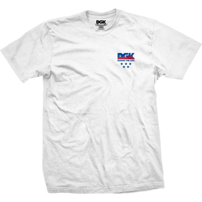 triko DGK - Runnin White (WHITE)
