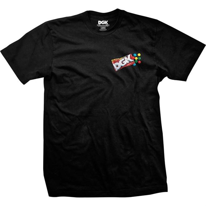 triko DGK - Street Candy Black (BLACK)