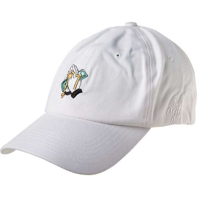 kšiltovka DGK - Blessed Strapback Cap White (WHITE)