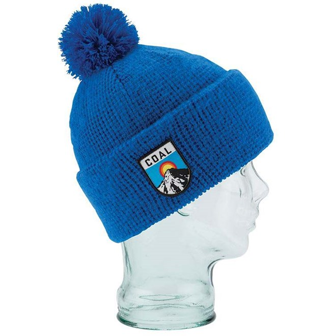 kulich COAL - The Summit Beanie Royal Blue (03)