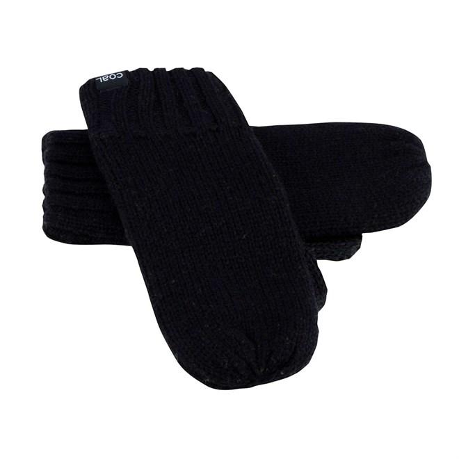 rukavice COAL - The Rowan Mitten Black (04)