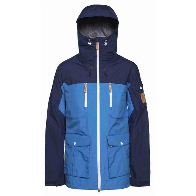 bunda CLWR - Falk jacket Swedish Blue (634)