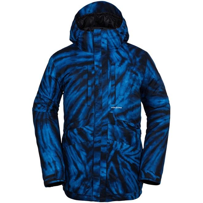 bunda VOLCOM - Fifty Fifty Ins Jkt Blue Tie-Dye (BTD)