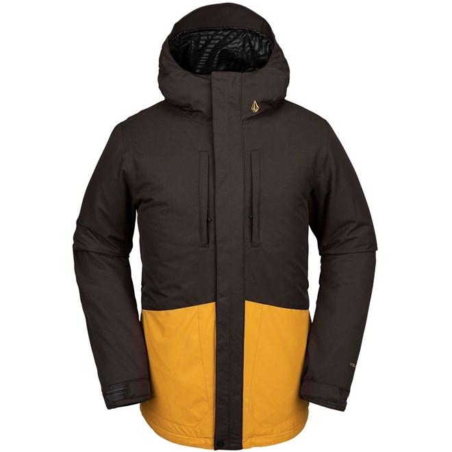 bunda VOLCOM - Slyly Ins Jacket Vintage Black (VBK)