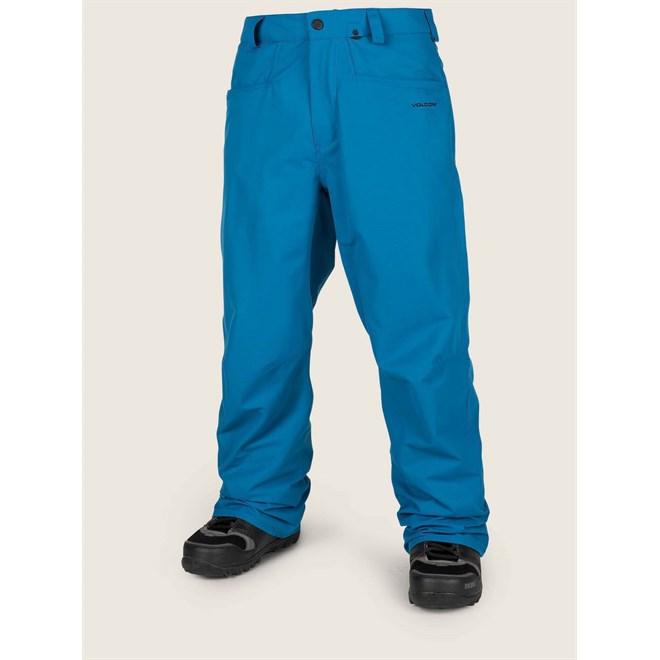 kalhoty VOLCOM - Carbon Pnt Blue (BLU)