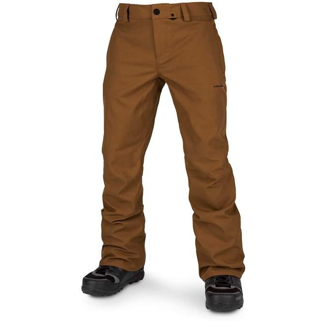 kalhoty VOLCOM - Klocker Tight Pant Caramel (CRL)
