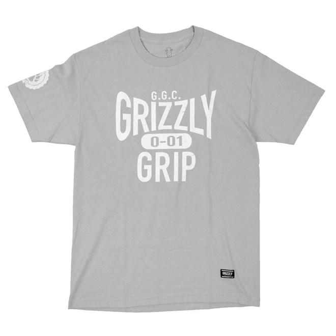 triko GRIZZLY - Big City Seal Silver (SLV)